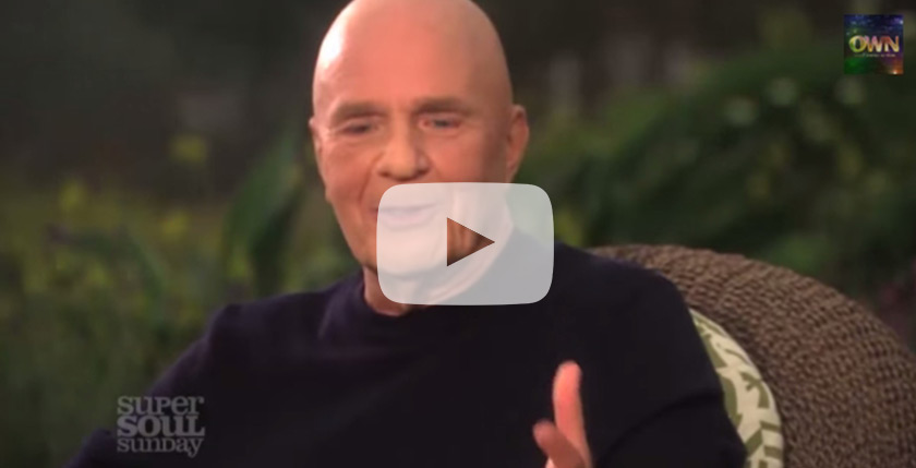 Wayne Dyer discusses his healing with John of God