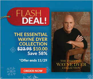 The Essential Wayne Dyer Collection on Sale